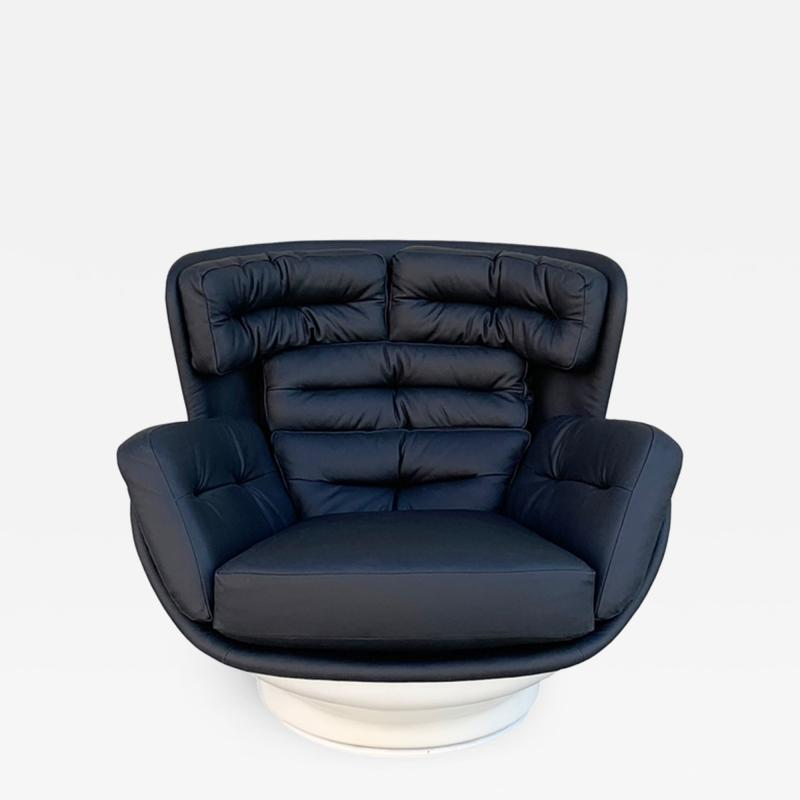 Joe Colombo Vintage Elda Chair by Joe Colombo