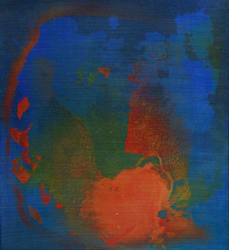 Joe Goode Water Sky Painting 17