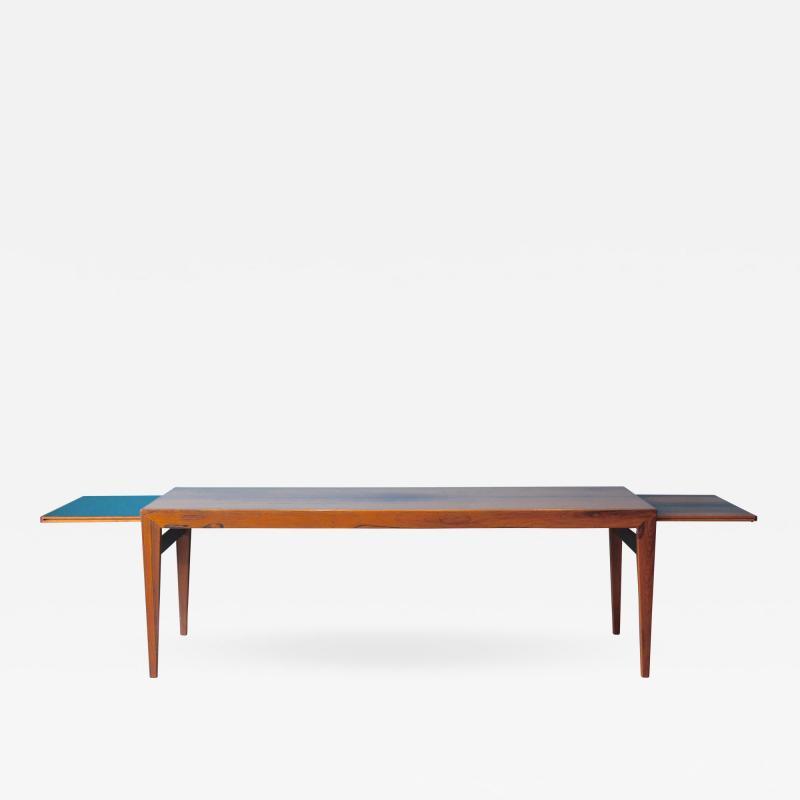 Johannes Andersen Danish Coffee Table by Johannes Andersen for Uldum M belfabrik
