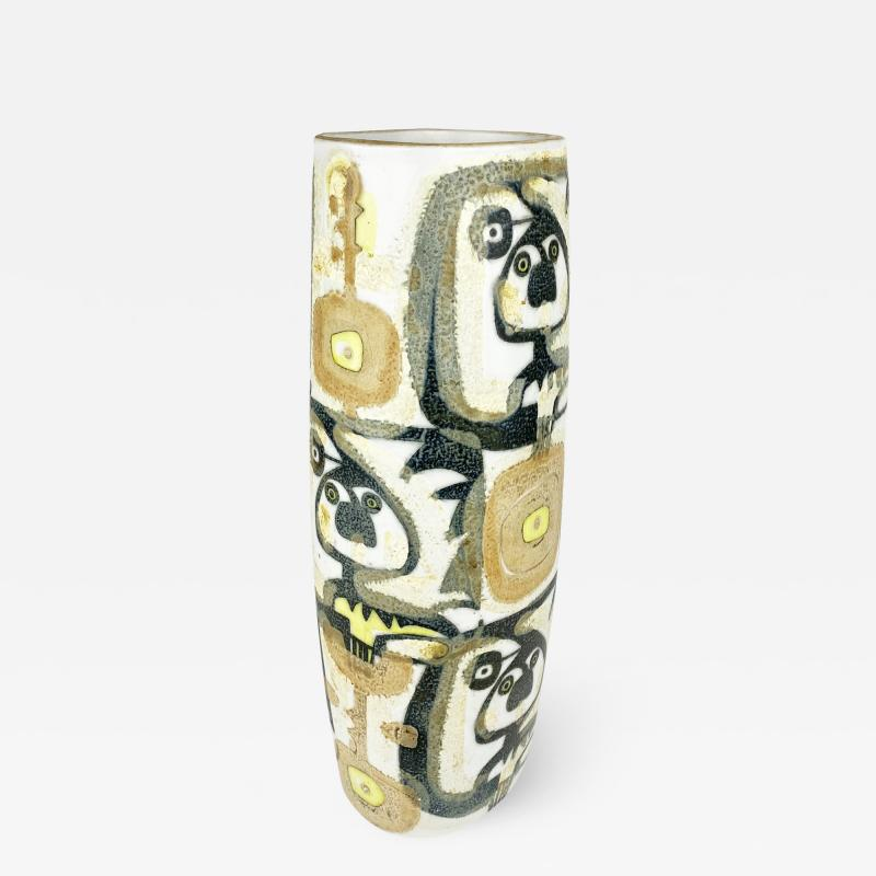 Johannes Gerber Johannes Gerber Royal Aluminia Vase