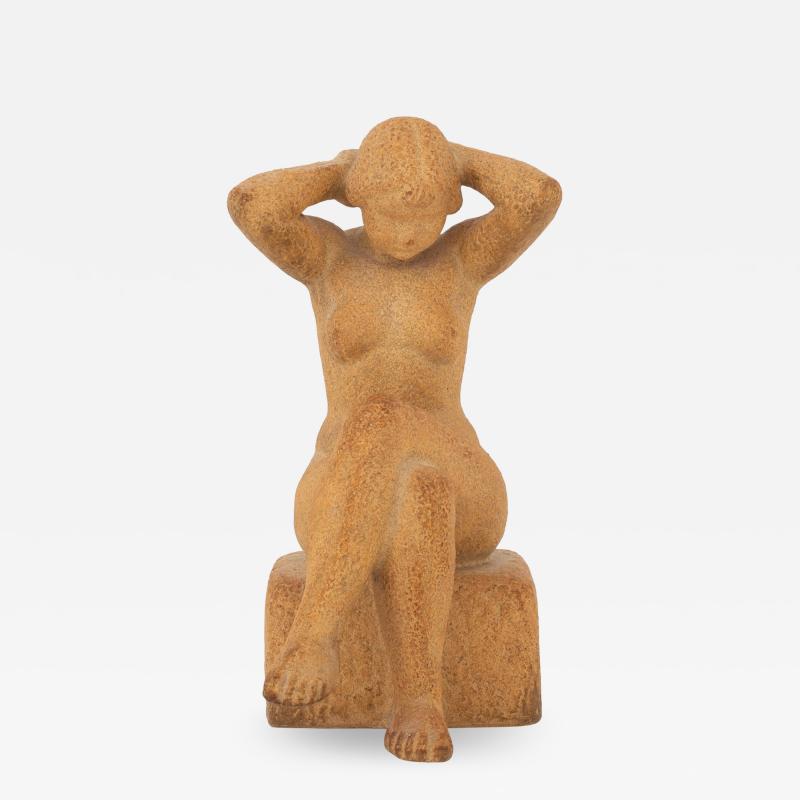 Johannes Hansen Sculpture of stoneware