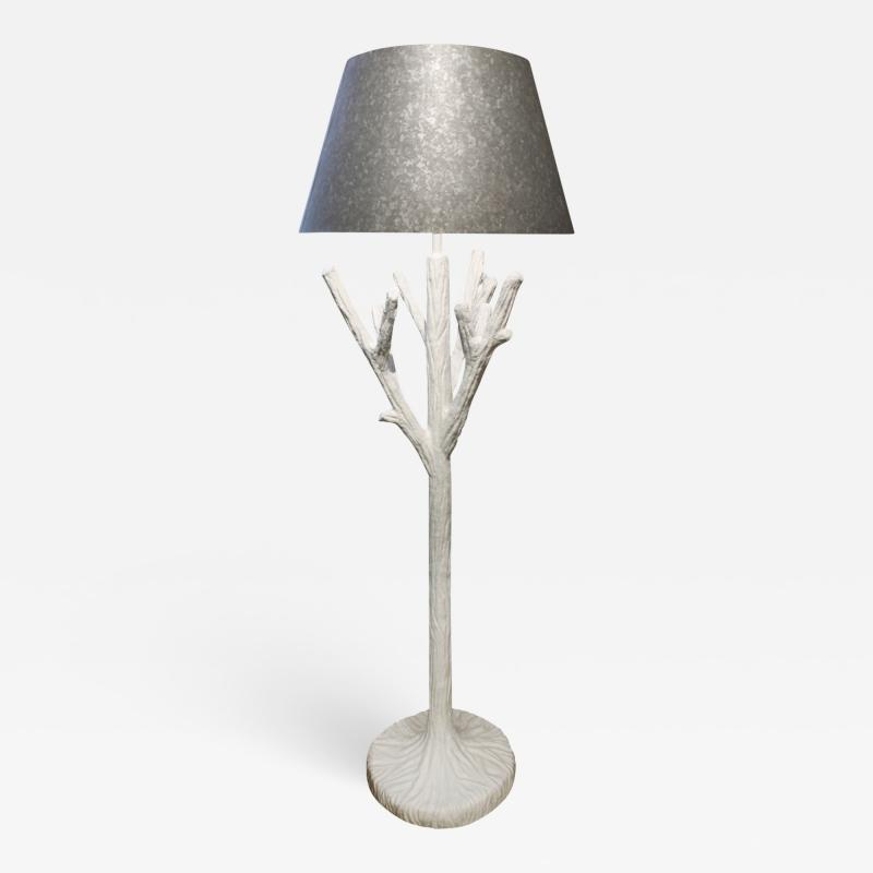 John Dickinson John Dickinson Rare and Important Twig Floor Lamp ca 1980