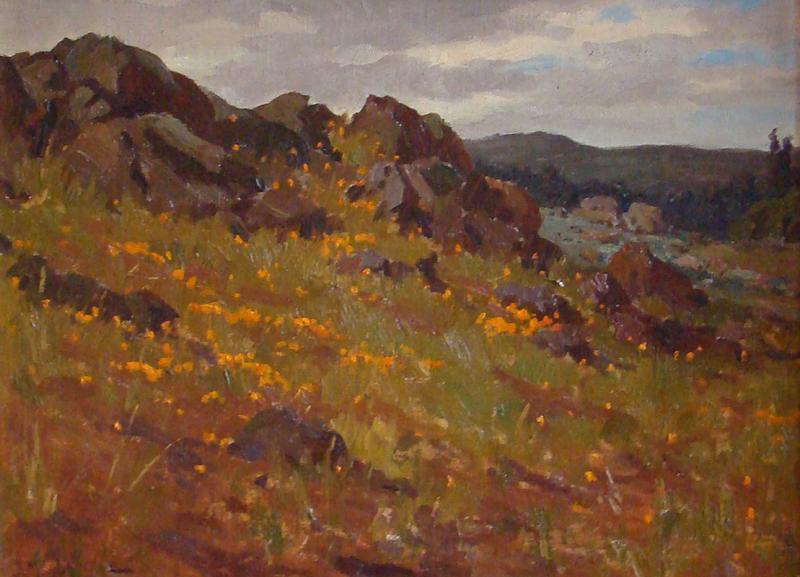 John Marshall Gamble Marin County 1901