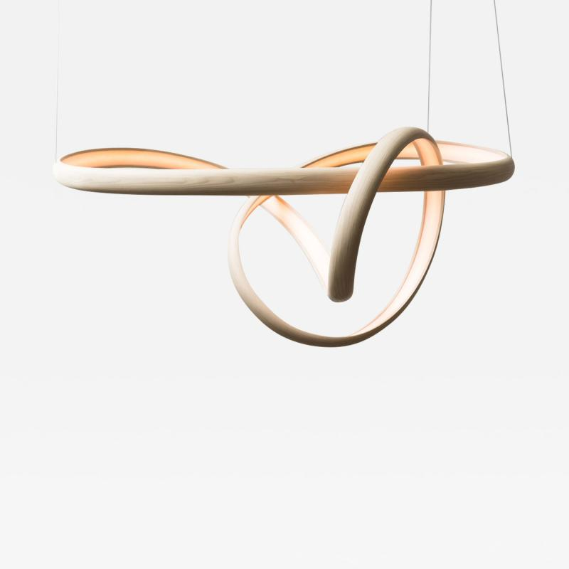 John Procario John Procario Freeform Series Light Sculpture XVII USA