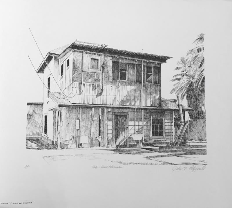 John T Fitzgerald The Tyng House