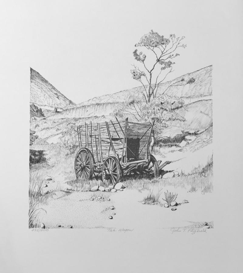 John T Fitzgerald The Wagon