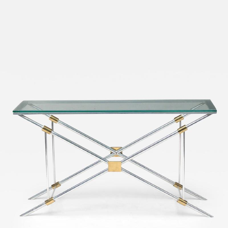 John Vesey A Rare Console Table by John Vesey