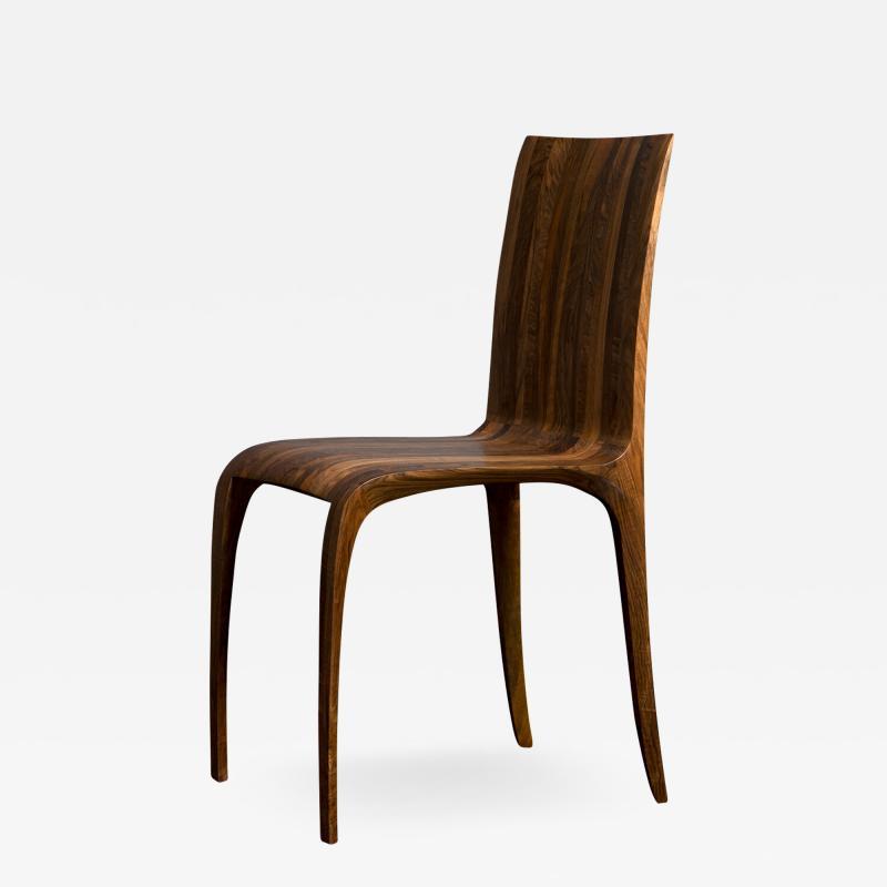 Jonathan Field Chair in English Walnut No4