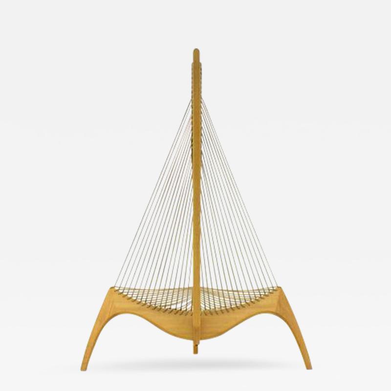 Jorgen Hovelskov Harp Chair by Jorgen Hovelskov Denmark 1960s