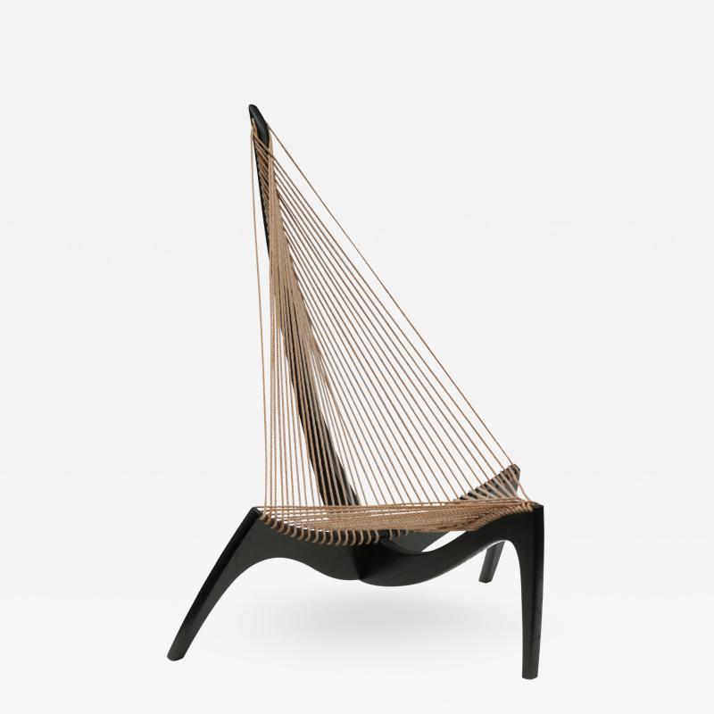 Jorgen Hovelskov Jorgen Hovelskov designed Harp Chair