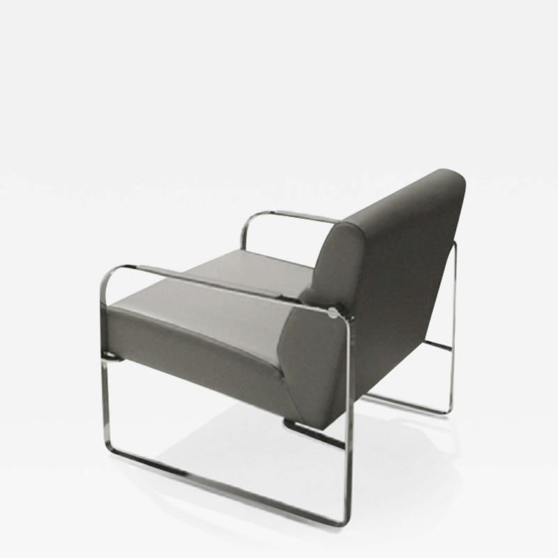 Jos Mart nez Medina Lloyd Waiting Armchair Designed by Jos Mart nez Medina for JMM