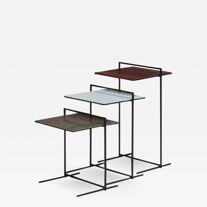 Jos Mart nez Medina T Occasional Tables by Jos Mart nez Medina for JMM