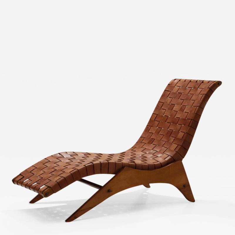 Jos Zanine Caldas Lounge Chair by Jos Zanine Caldas Brazil 1950s