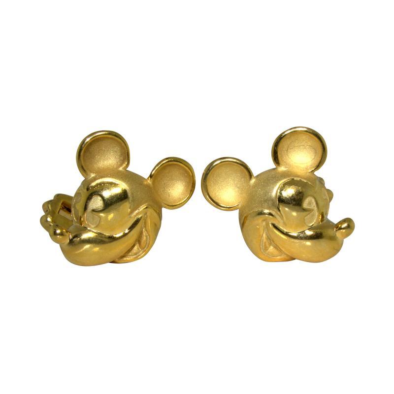 Jose Hess Disney Micky Mouse cufflinks