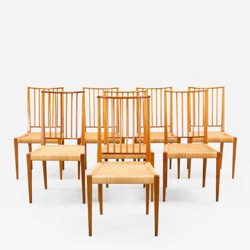 Josef Frank Josef Frank Chairs Model 970 Sweden 1960s