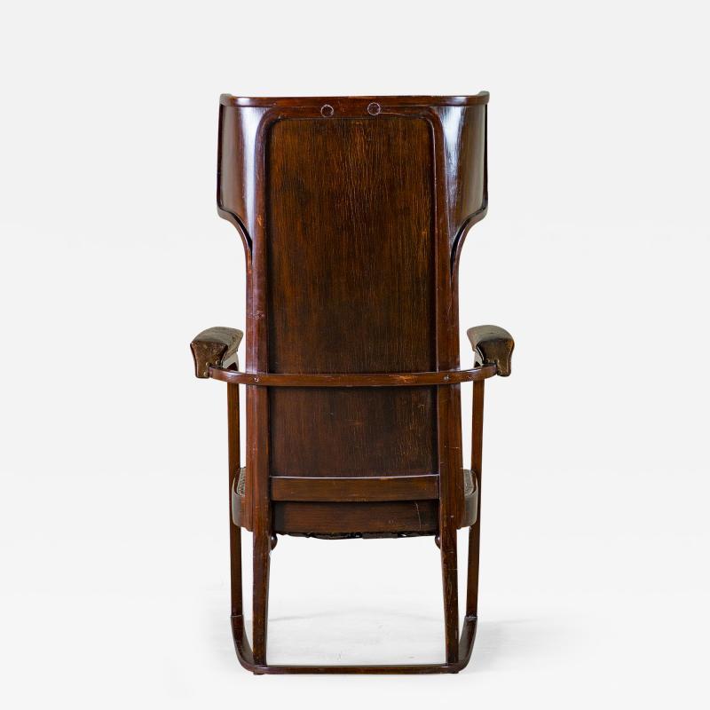 Josef Hoffmann Josef Hoffman Ohrenbackensessel Chair