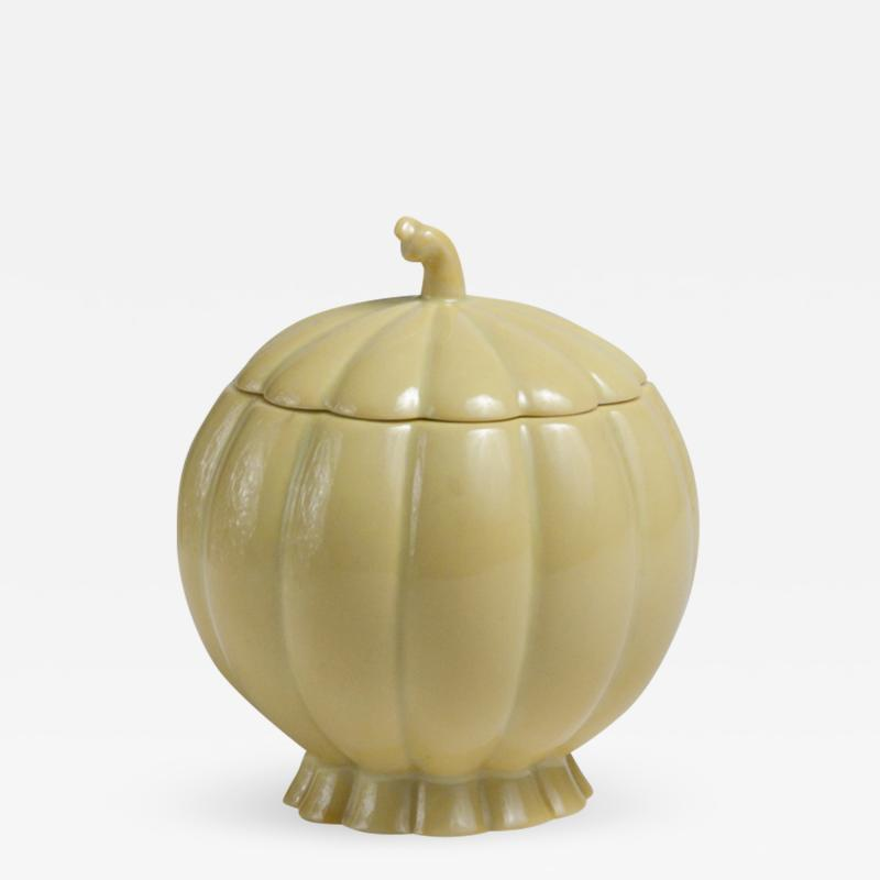Josef Hoffmann Melon Sugar Bowl
