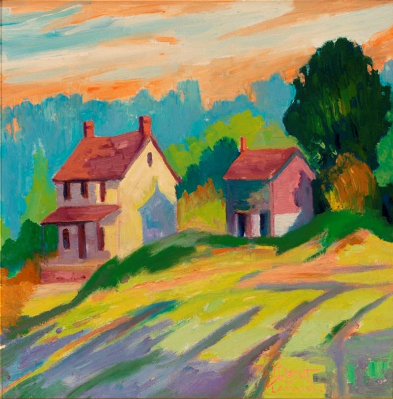 Joseph Barrett Farm House Solebury