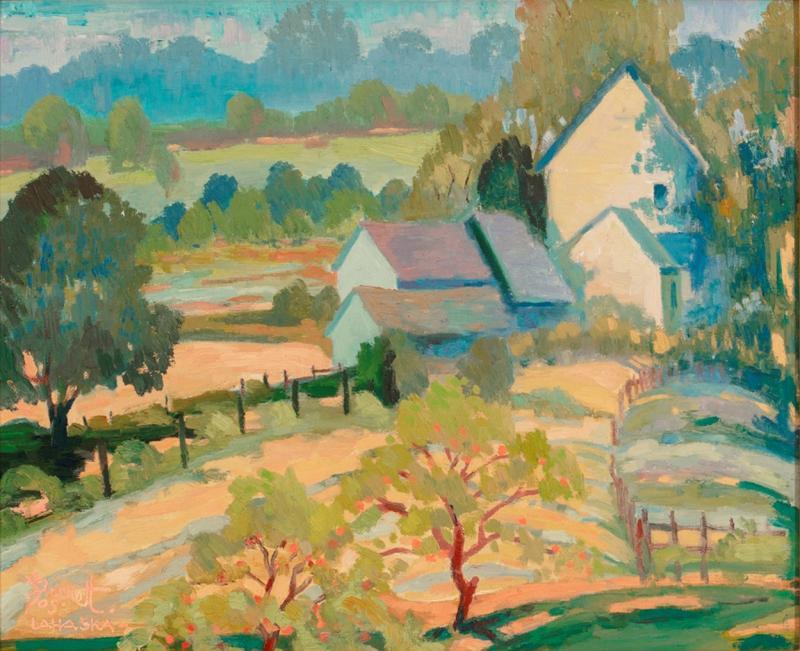 Joseph Barrett Forest Grove Farm