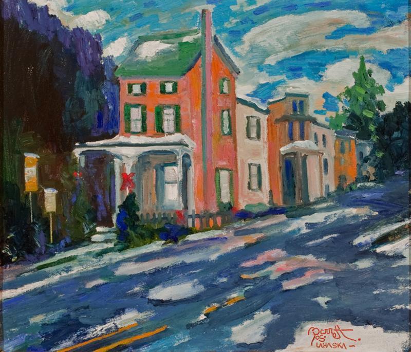 Joseph Barrett Little House Lambertville NJ