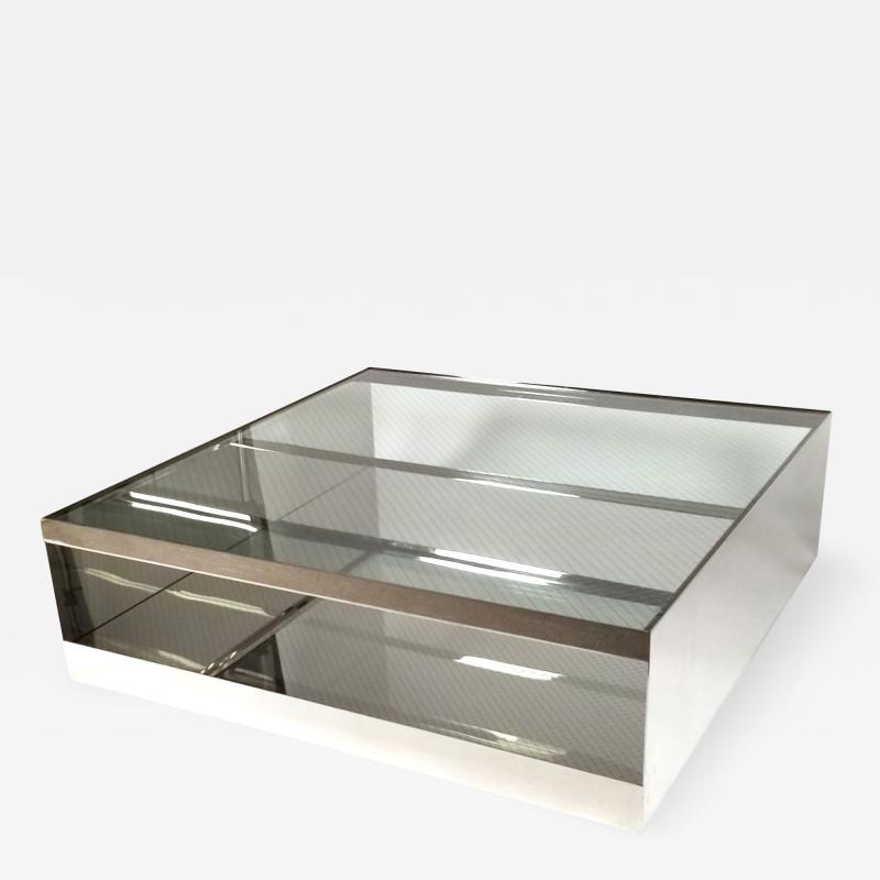 Joseph D urso Low Rolling Table Model 6048T by Joseph DUrso for Knoll