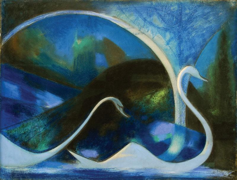 Joseph Stella Offered by ADELSON GALLERIES
