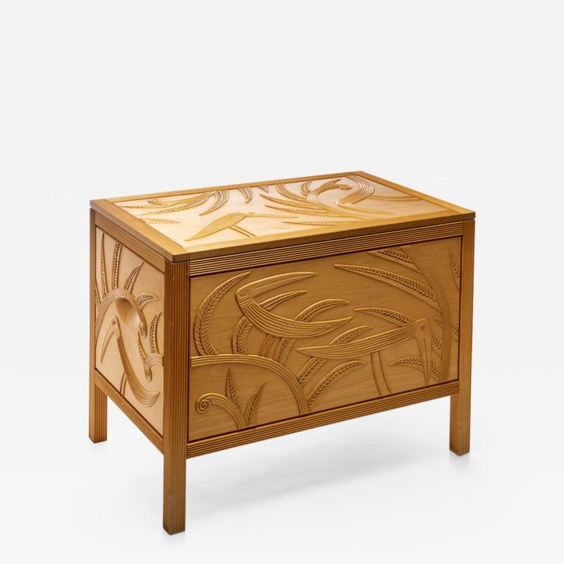 Judy Mckie Studio Furniture Chest