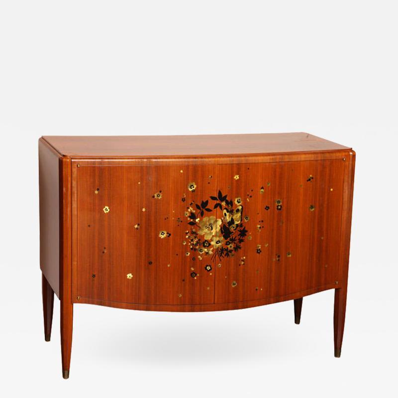 Jules Leleu A Fine Art Deco Sideboard by Jules Leleu