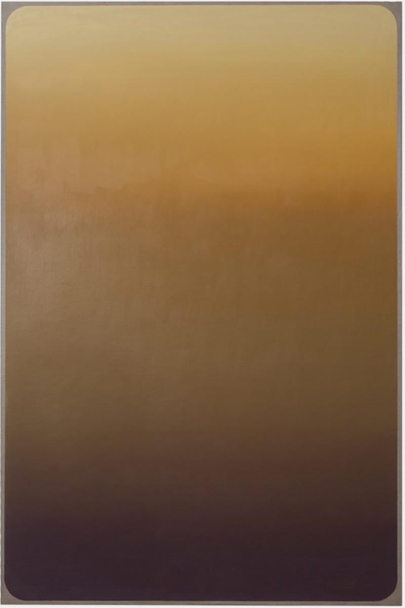 Julian Peploe Contemporary oil painting by Julian Peploe entitled Dusk