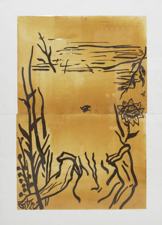 Julian Schnabel Contemporary Art Untitled by Julian Schnabel 1986