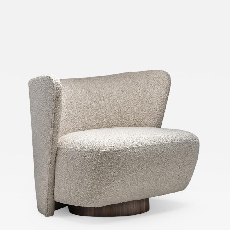 Juliana Lima Vasconcellos e Matheus Barreto Espaldar Lounge Chair