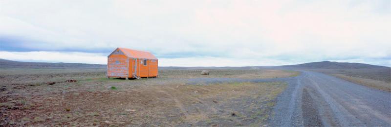 Karen Halverson Near Hveravellir Iceland 2012