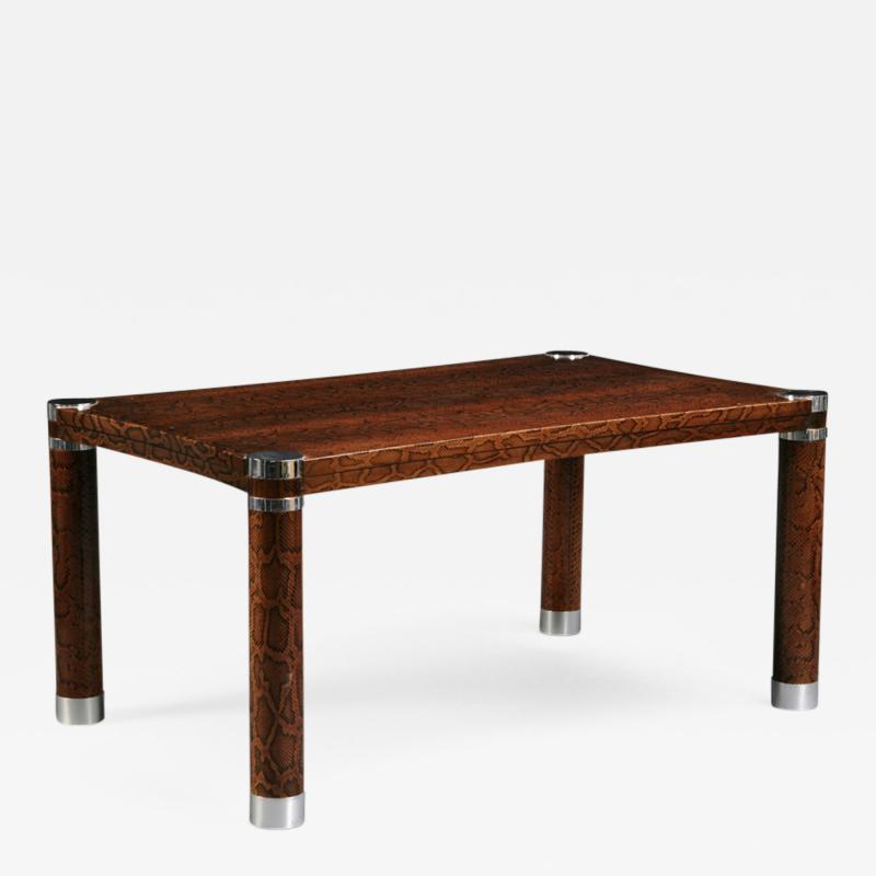 Karl Springer Python Table
