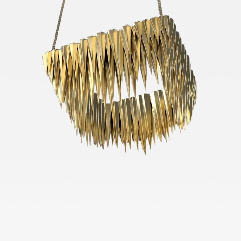 Kelly Kiefer ALEXANDER lighting sculpture