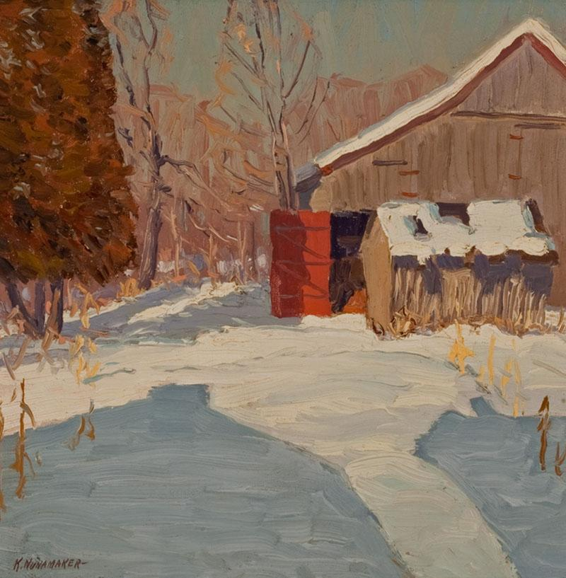 Kenneth R Nunamaker Backyard