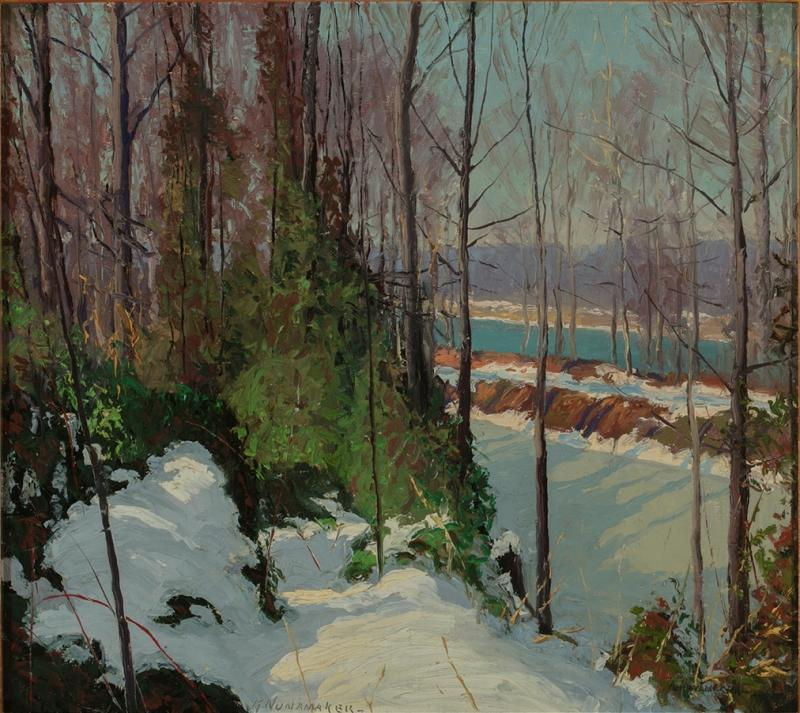 Kenneth R Nunamaker The Canal and River