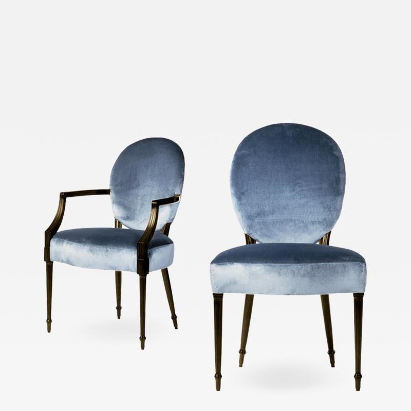 Kerry Joyce lynne side arm chair