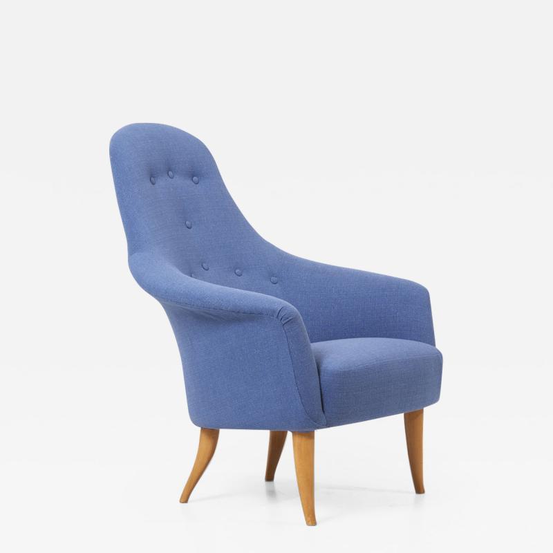 Kerstin H rlin Holmquist Adam Chair by Kerstin H rlin Holmquist for Nordiska Kompaniet Sweden 1950s