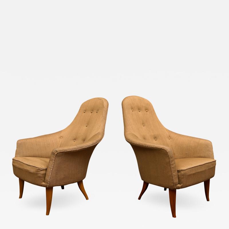 Kerstin H rlin Holmquist Kerstin Horlin Holmquist Adam Lounge Chairs
