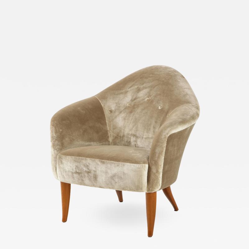 Kerstin H rlin Holmquist Kerstin Horlin Holmquist Little Adam Lounge Chair Sweden 1960s