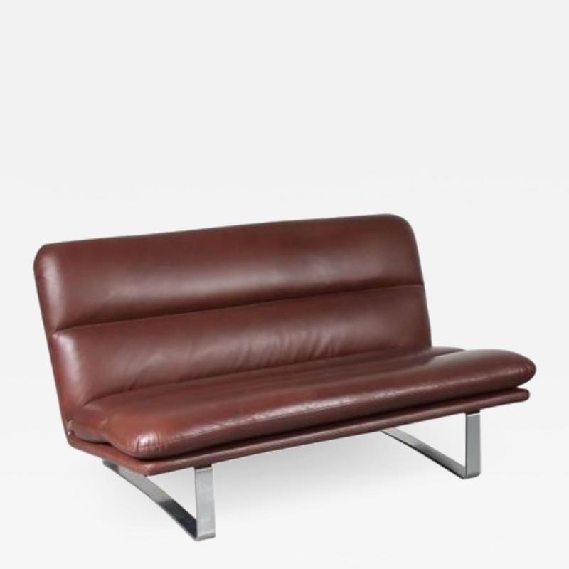 Kho Liang Le Kho Liang Ie Model 662 Sofa for Artifort Netherlands 1960