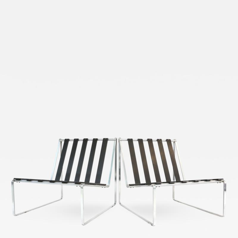 Kho Liang Le Kho Liang Le Artifort Lounge Chairs