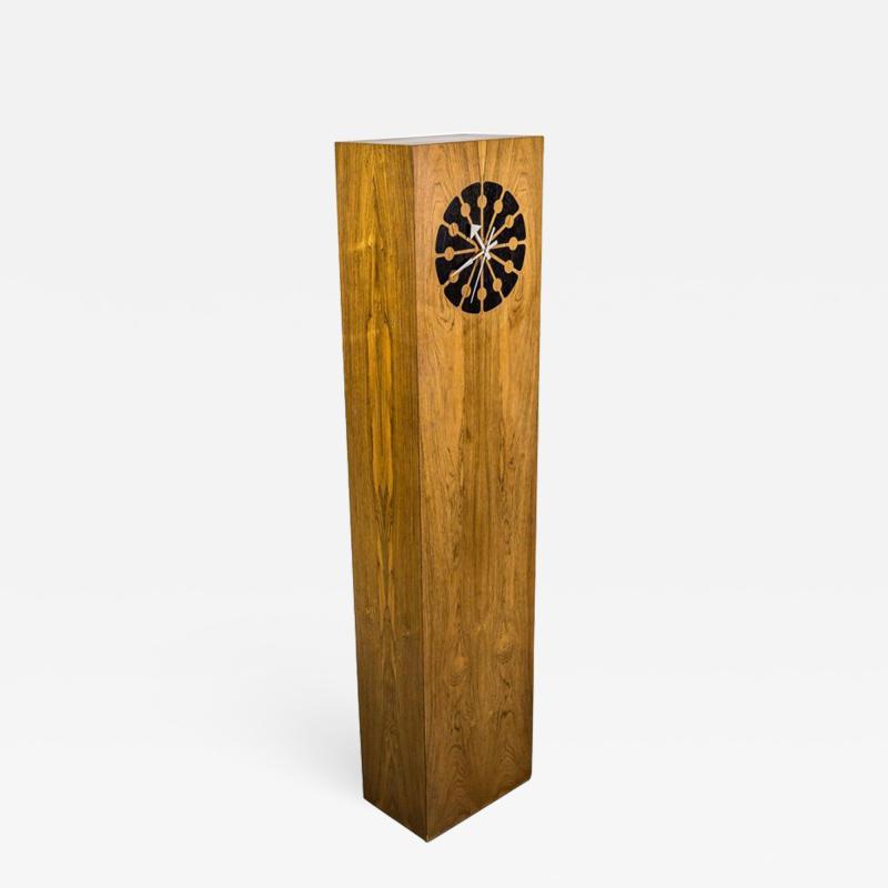 Kipp Stewart Declaration Floor Clock by Kipp Stewart for Drexel