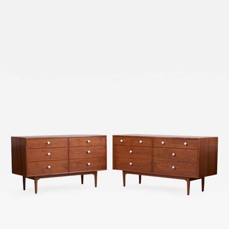 Kipp Stewart Pair of Dresser Drawers or Credenzas by Kipp Stewart for Drexel