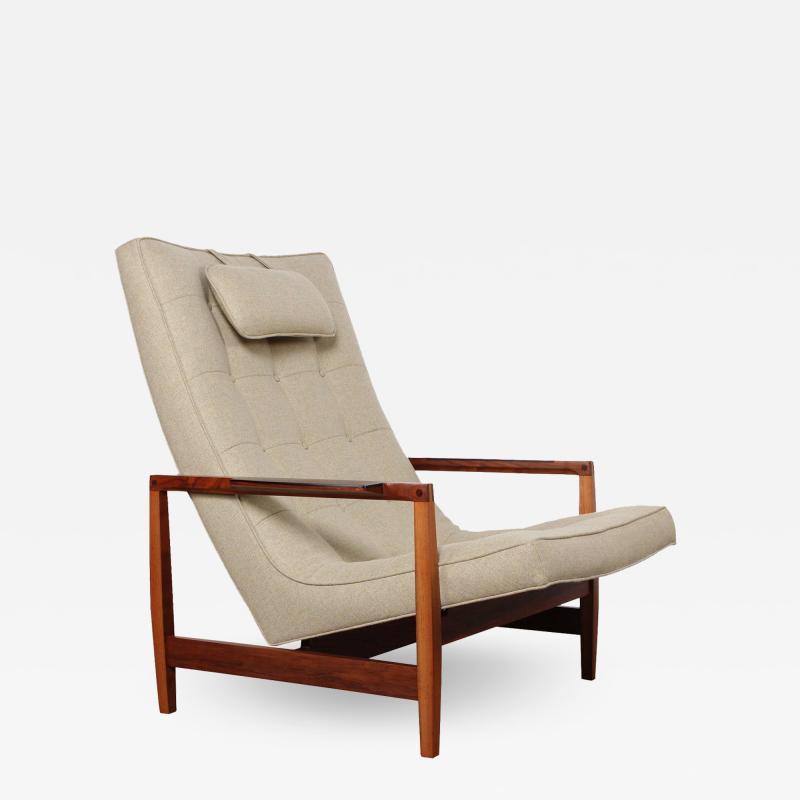 Kipp Stewart Rare Lounge Chair by Kipp Stewart for Directional