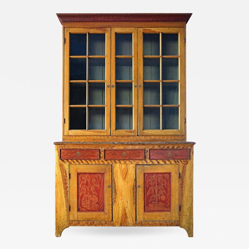 Kitchen Dresser China Press or Dutch Cupboard