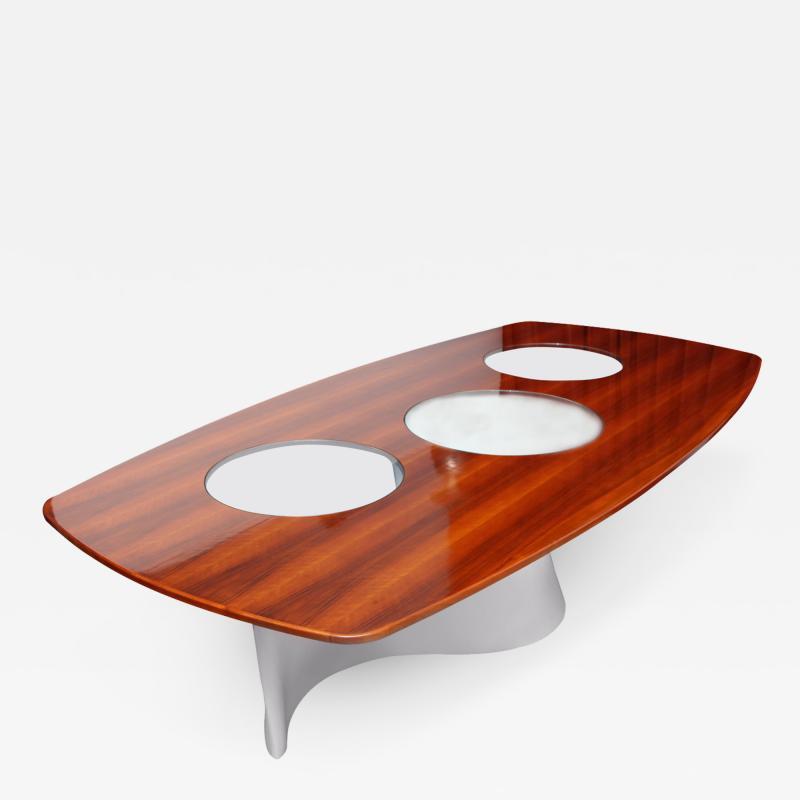 LOpere ei Giorni Manta Dining Table by Studio LOpere ei Giorni
