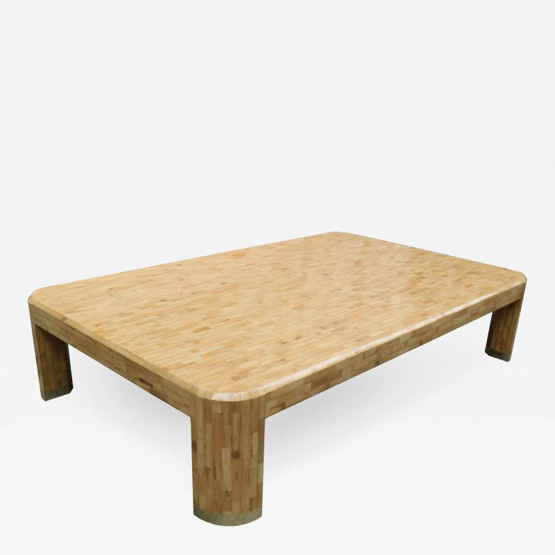Large Oversized Modernist Coffee Table
