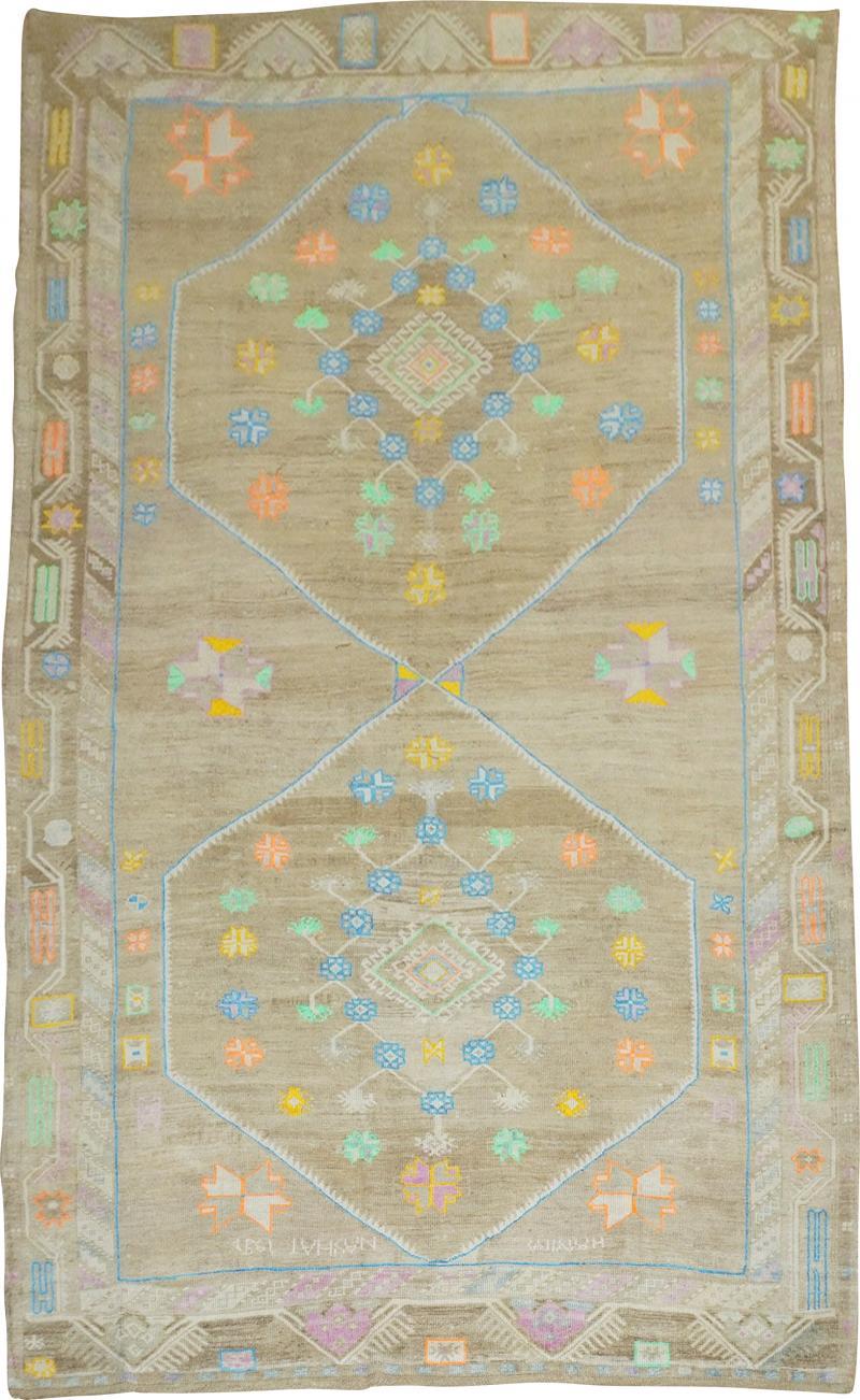 Large Scale Turkish Kars Rug rug no j1861