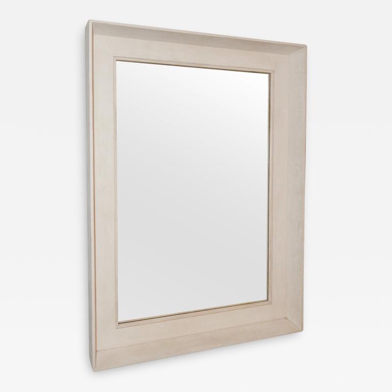 Large Set Back Mirror